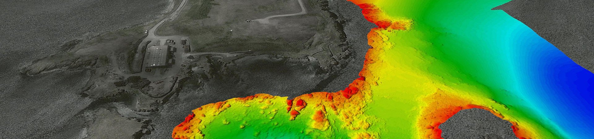 Hydrographic Lerwick scan