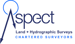 Aspect Land & Hydrographic Surveys Logo