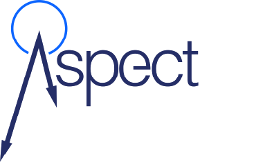 Aspect Land & Hydrographic Surveys Logo