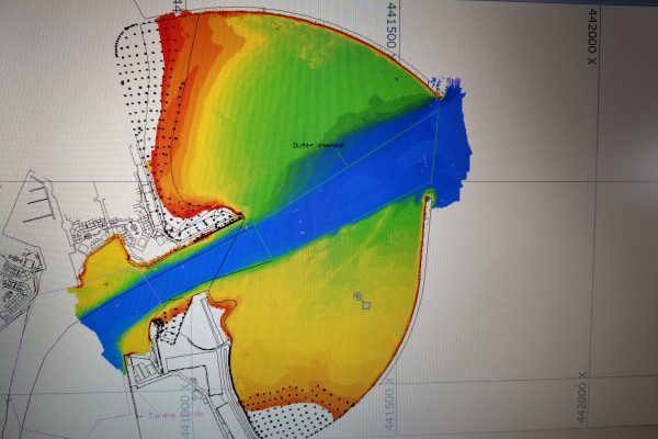 Multibeam Coverage