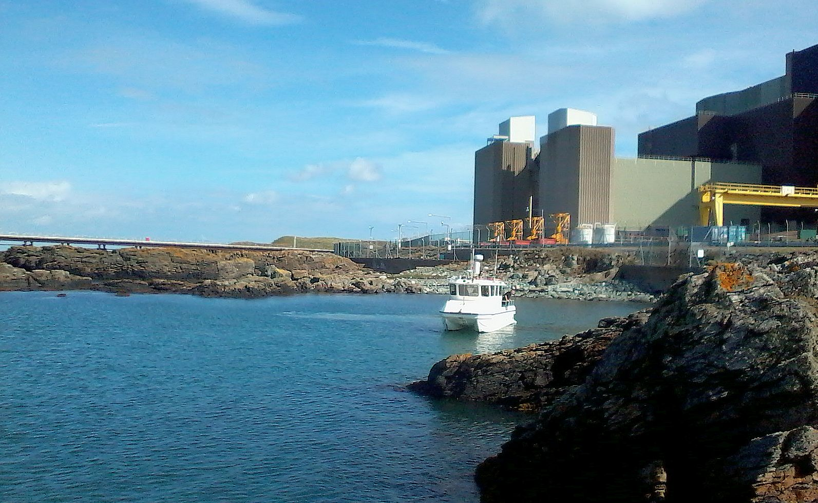 Wylfa Power Station
